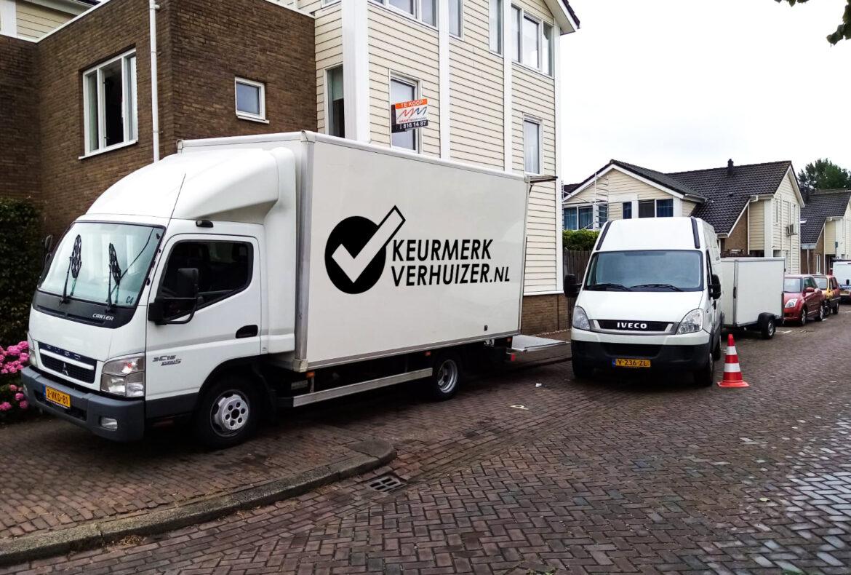Tips om zware spullen te verhuizen